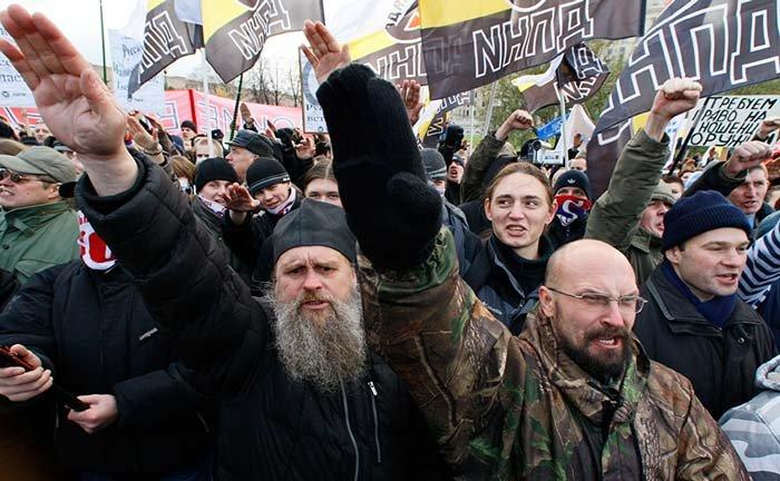 """В России уже с этой недели могут штрафовать за """"бандеровскую символику"""" - Цензор.НЕТ 832"""