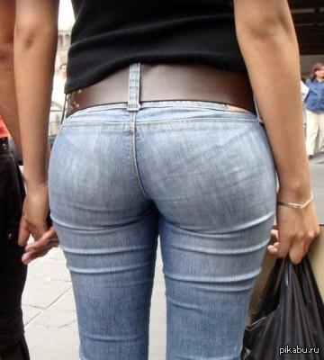 Жопа в джинсах фото 429-156