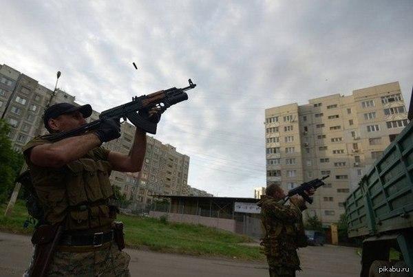 В луганской погранчасти находятся
