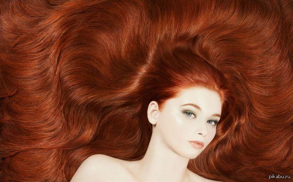 Как рыжие волосы сделать пепельными