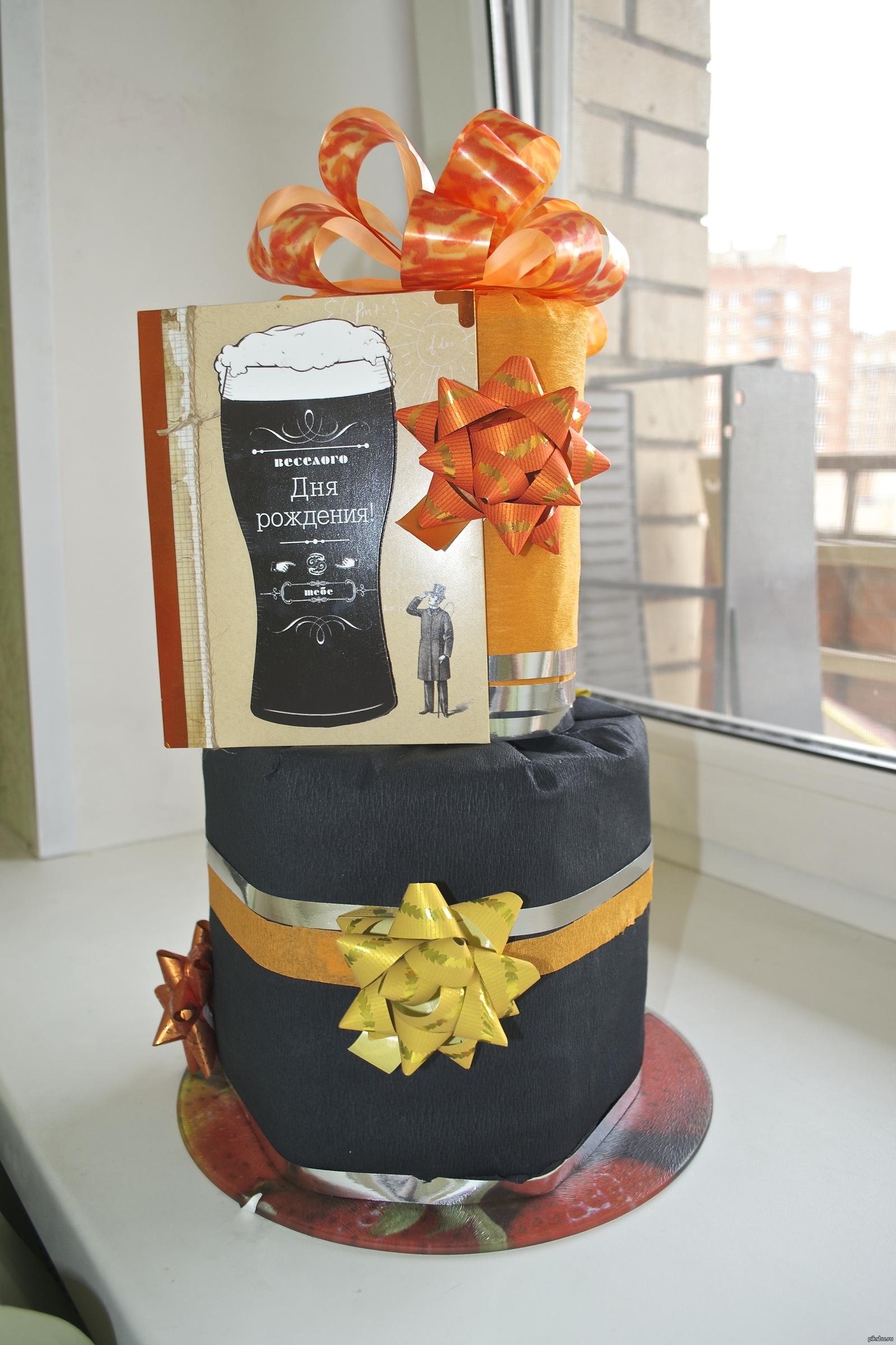 Торт для мужчины на день рождения своими руками фото фото 149