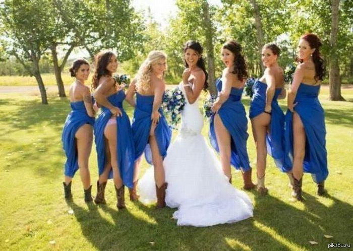 жопа невесты
